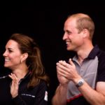 Kate Middleton and Prince William Take Prince George To Watch England's Soccer Game