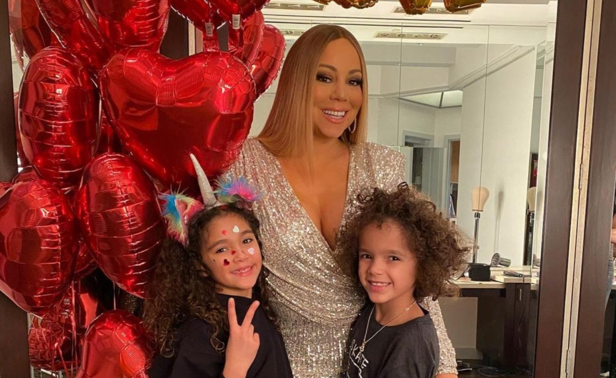 mariah carey and nick cannon's daughter stars in first-ever brand campaign