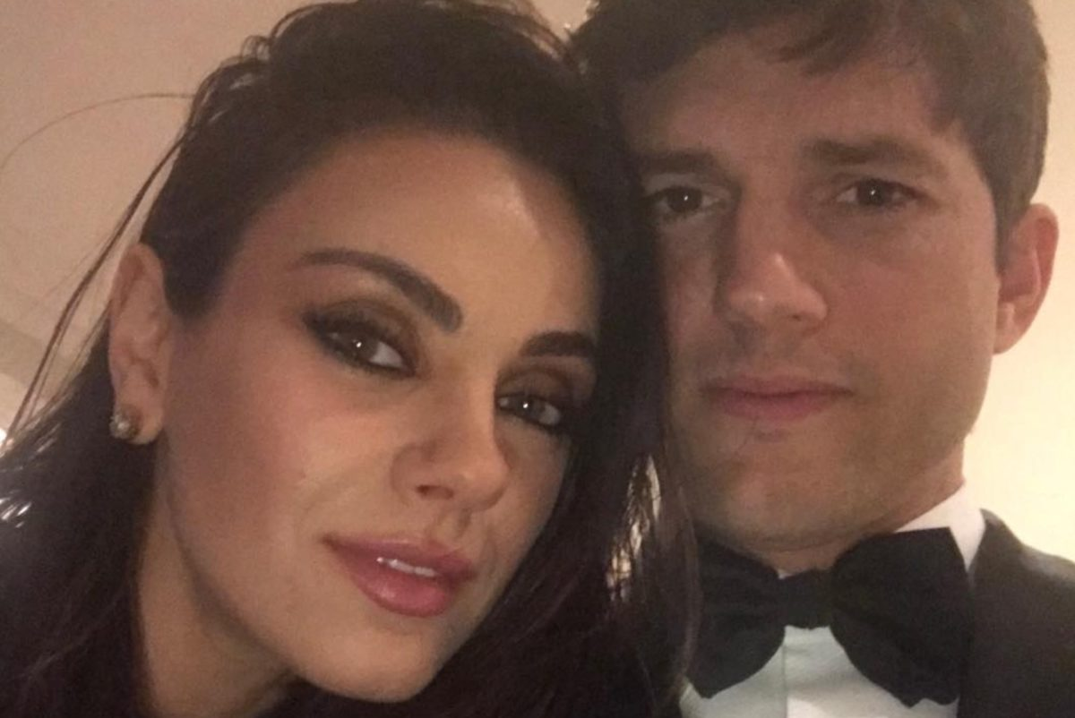 mila kunis convinced ashton kutcher to sell his ticket to space, claiming it was 'not a smart family decision'