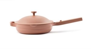 ready for more kitchen space? then it's time to buy the always pan—it's seriously that good