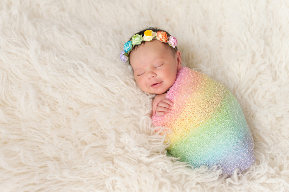so what exactly is a rainbow baby?