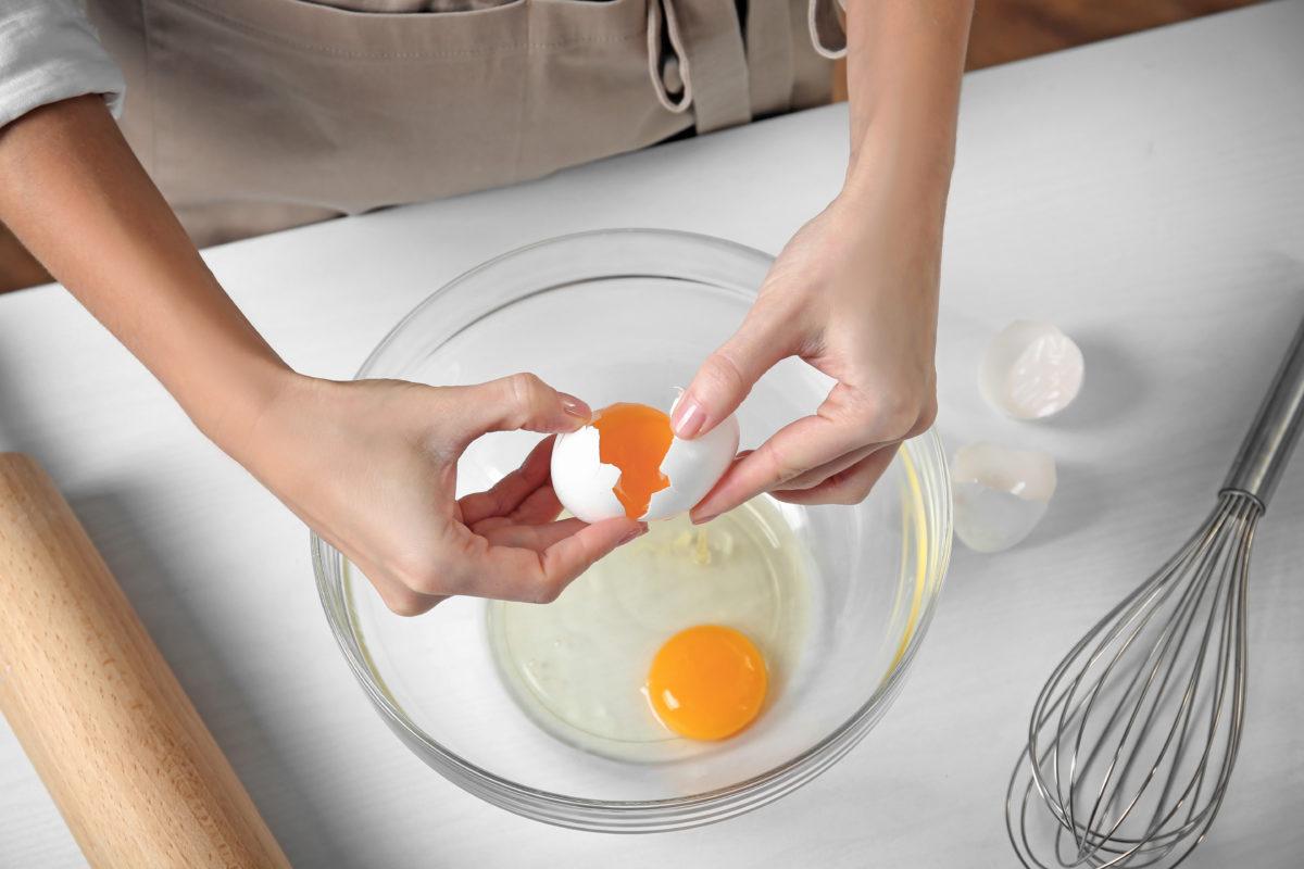 tiktok mom's viral 'mini egg' recipe could make kids sick according to experts