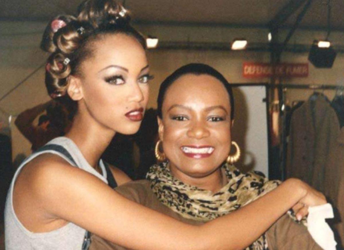 tyra banks' mom recalls advice she shared with daughter