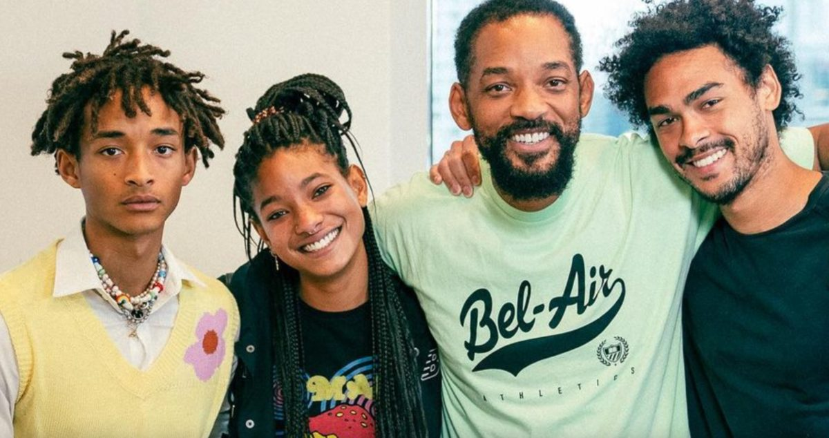 will smith shares the words he tells his daughter's guy friends before they hang out