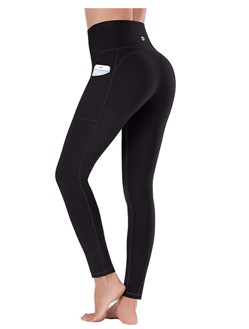 6 pairs of quality, loved, and affordable black leggings you will want to wear all the time