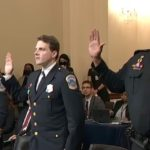 Capitol Police Officers' Testimonies Before Congressional Jan. 6th Hearings Create Horrifying Picture Of The Riots