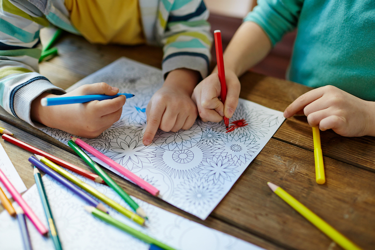 30 free places to download coloring pages for kids