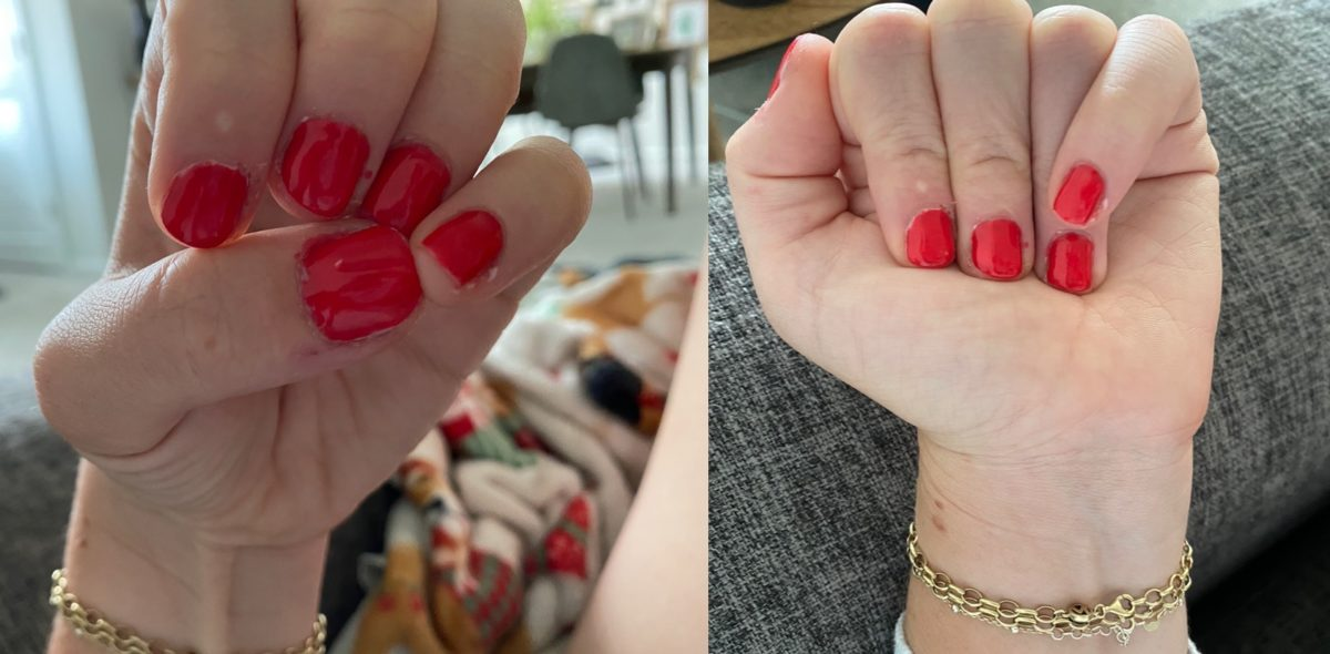 dip nails at home? this is how mamas uncut does it