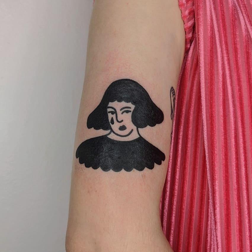 55 minimalist tattoo