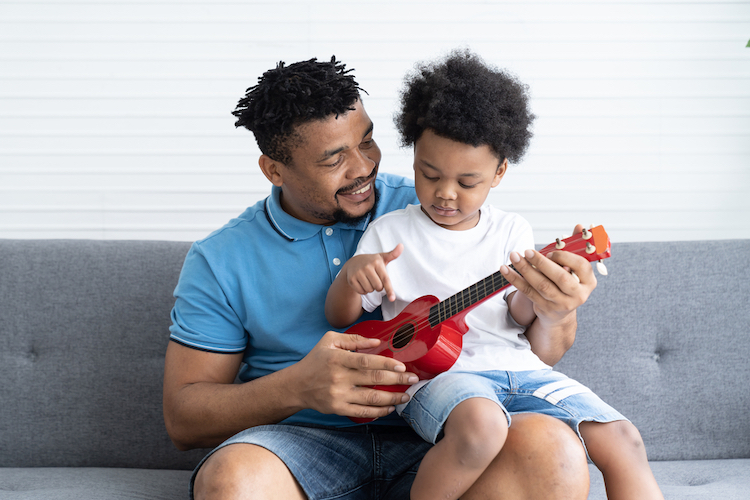 music games for kids who love to get funky