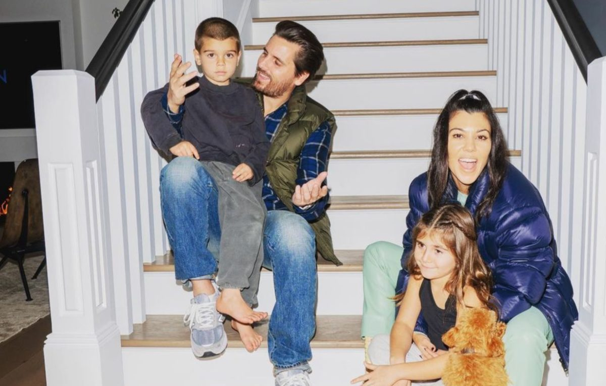 """scott disick's adorable 6-year-old son reign is his """"mini-me"""""""