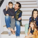 """Scott Disick's Adorable 6-Year-Old Son Reign and His Daughter Are His """"Mini-Mes"""""""