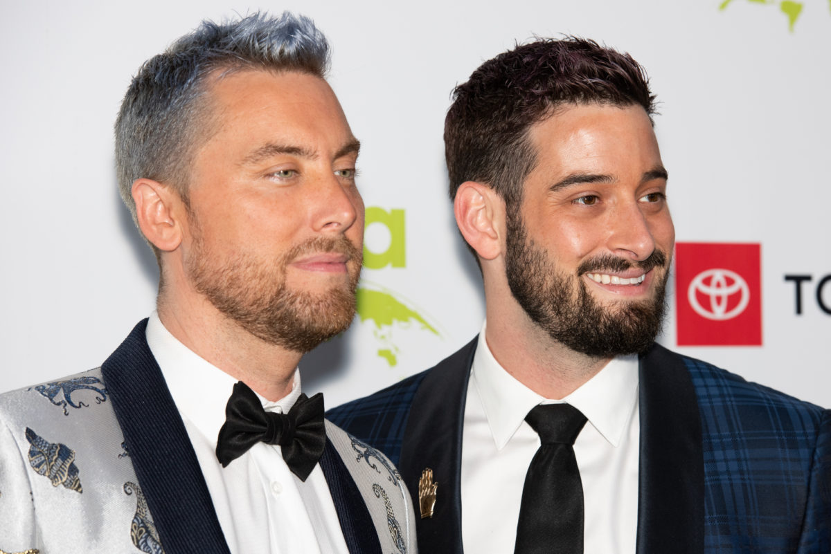 lance bass, 42, opens up about his challenging yet rewarding road to fatherhood