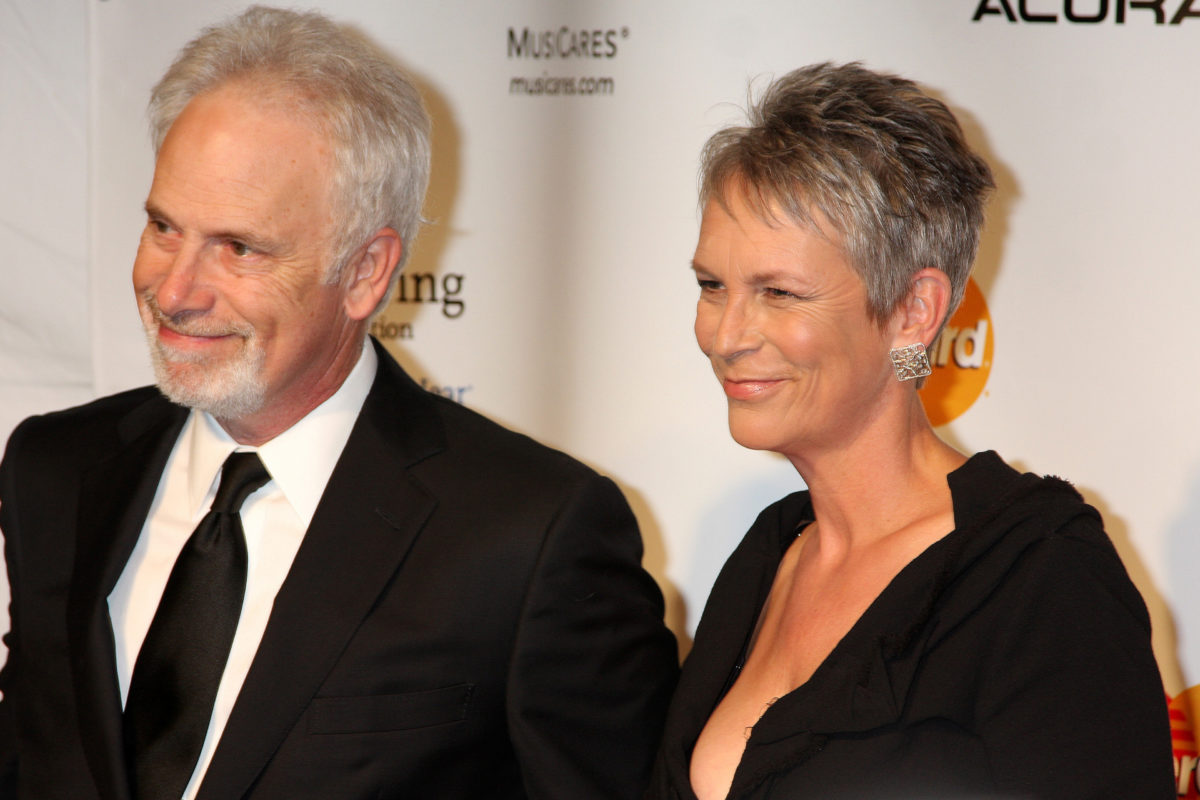 """jamie lee curtis finds """"saftey"""" in her loving marriage of 36 years"""
