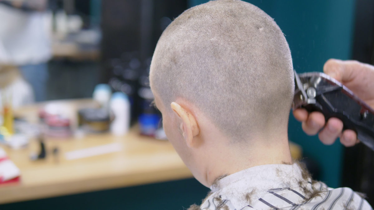 aita for shaving my daughter's head for bullying a girl with cancer?