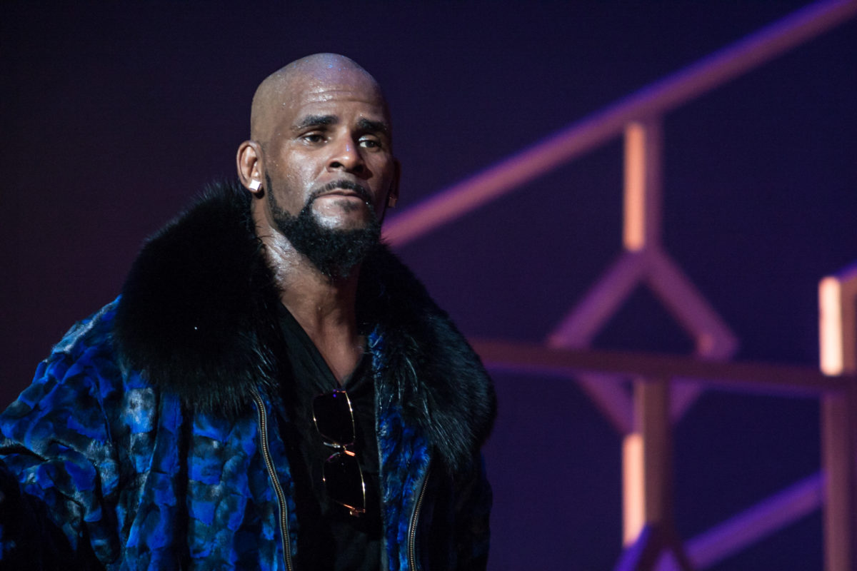 alleged victim of r. kelly gives disturbing testimony on the first day of his trial