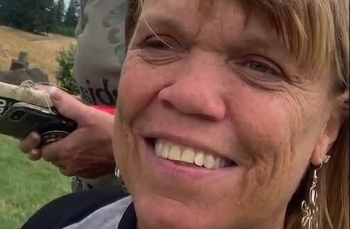 amy roloff opens up about her favorite details from her wedding day
