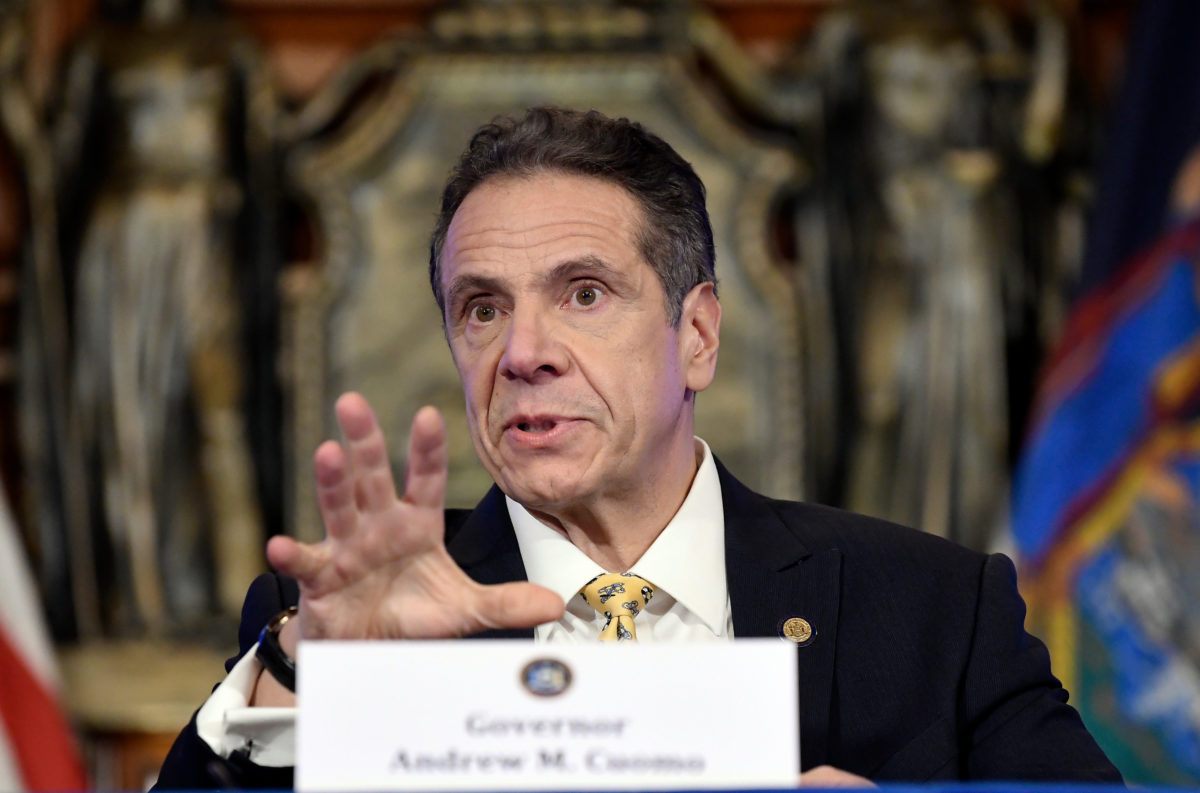 anonymous woman who accused gov. andrew cuomo of sexual harassment gives interview about alleged abuse
