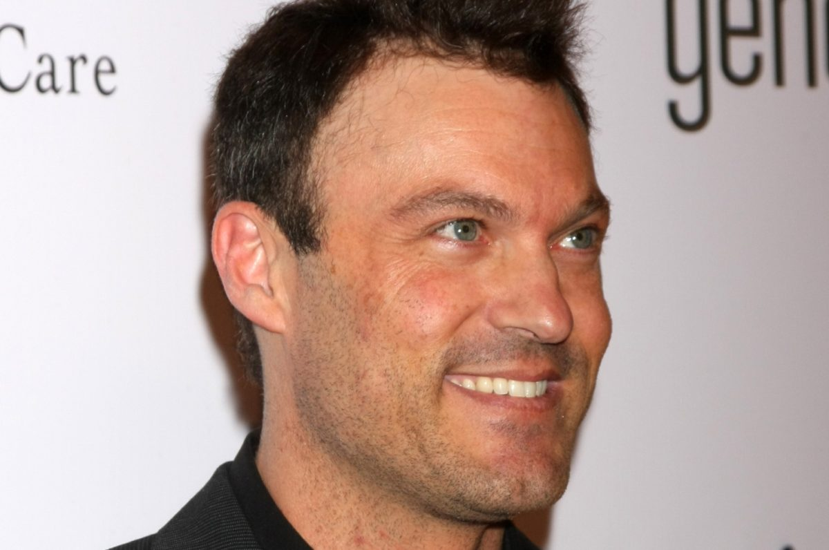 brian austin green praises son's painting, sticks up for north west's art skills