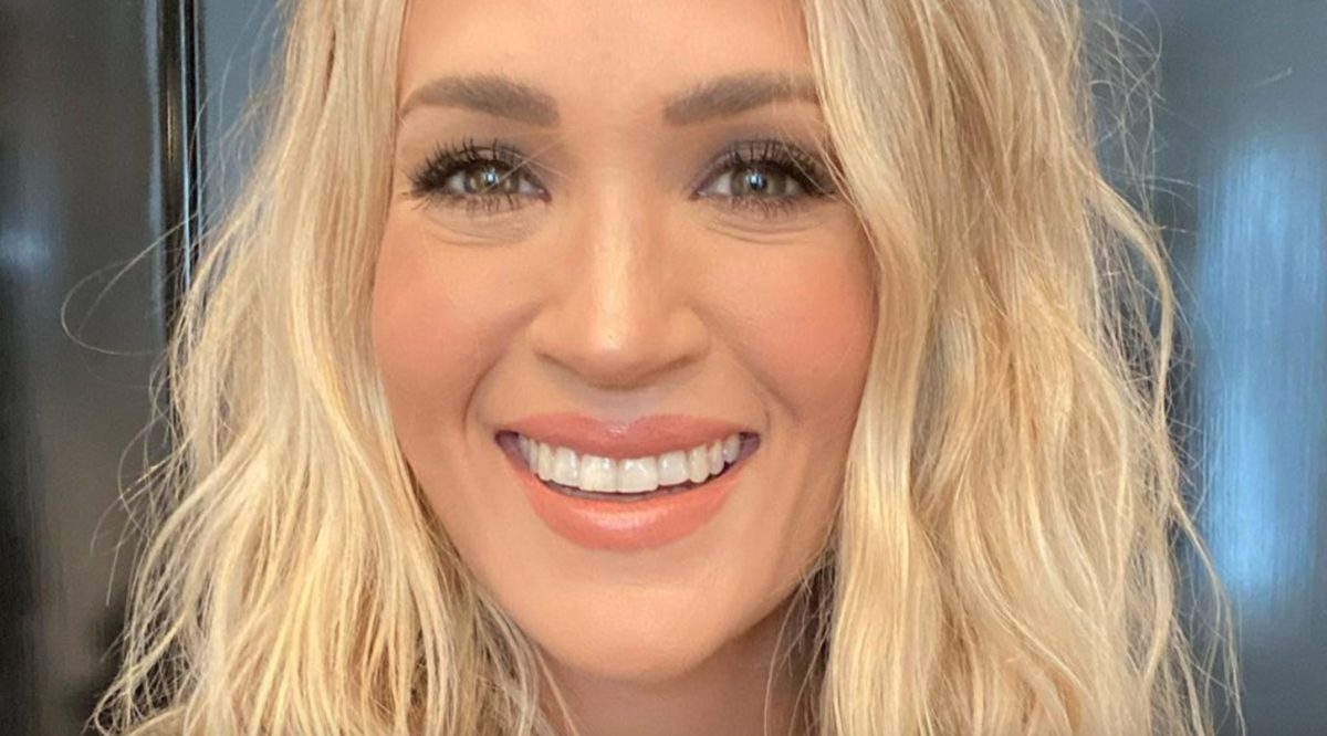 carrie underwood likes anti-mask video on twitter and fans are not happy about it
