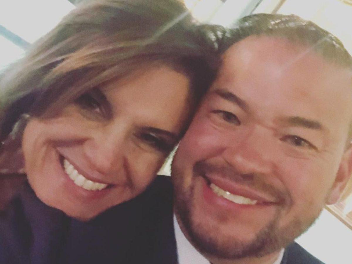 jon gosselin's girlfriend colleen conrad shares breast cancer diagnosis: 'i felt the lump myself in the shower'