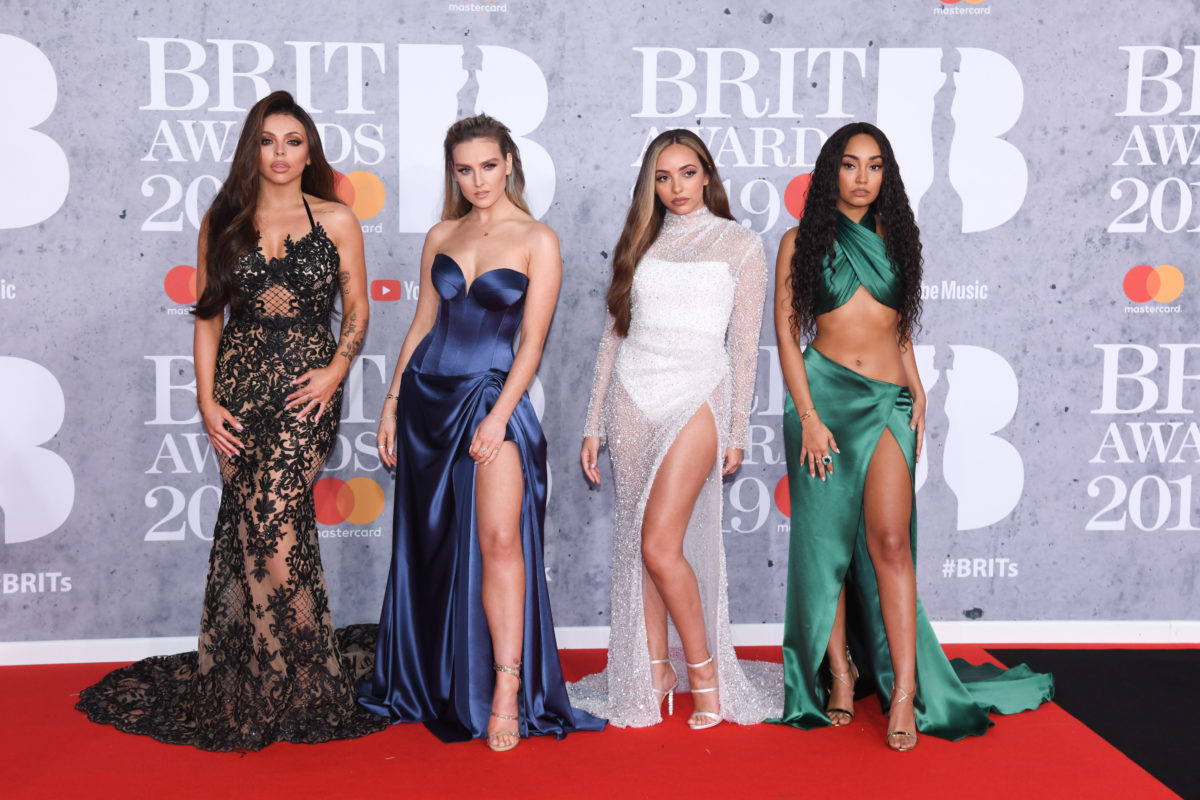little mix's leigh-anne pinnock and perrie edwards give birth just a few days apart!