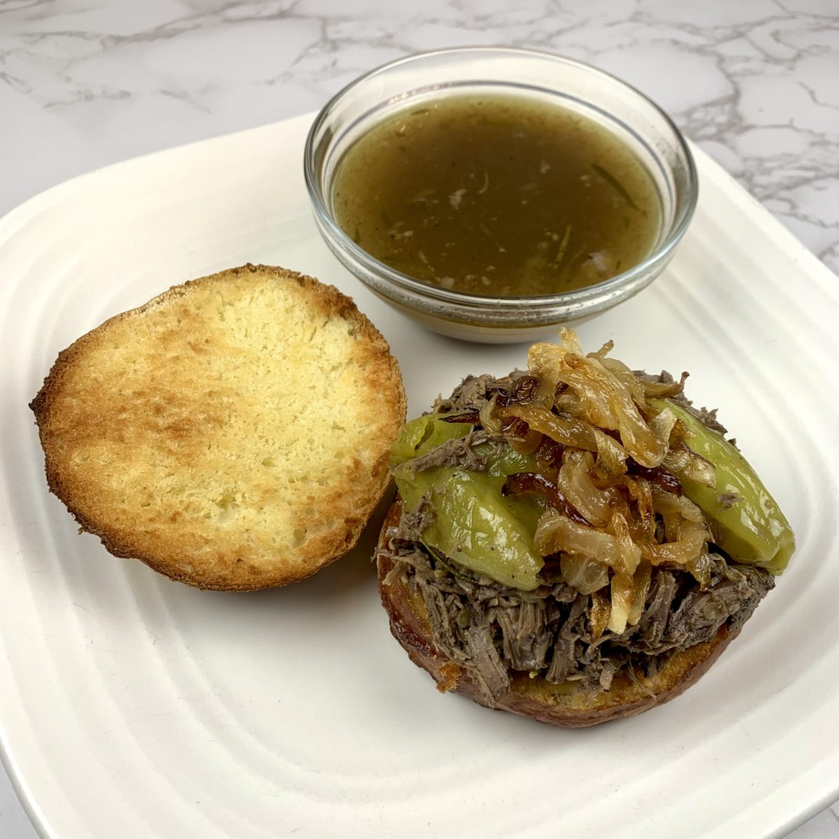 drip beef recipe: the best sandwich the pioneer woman made during quarantine
