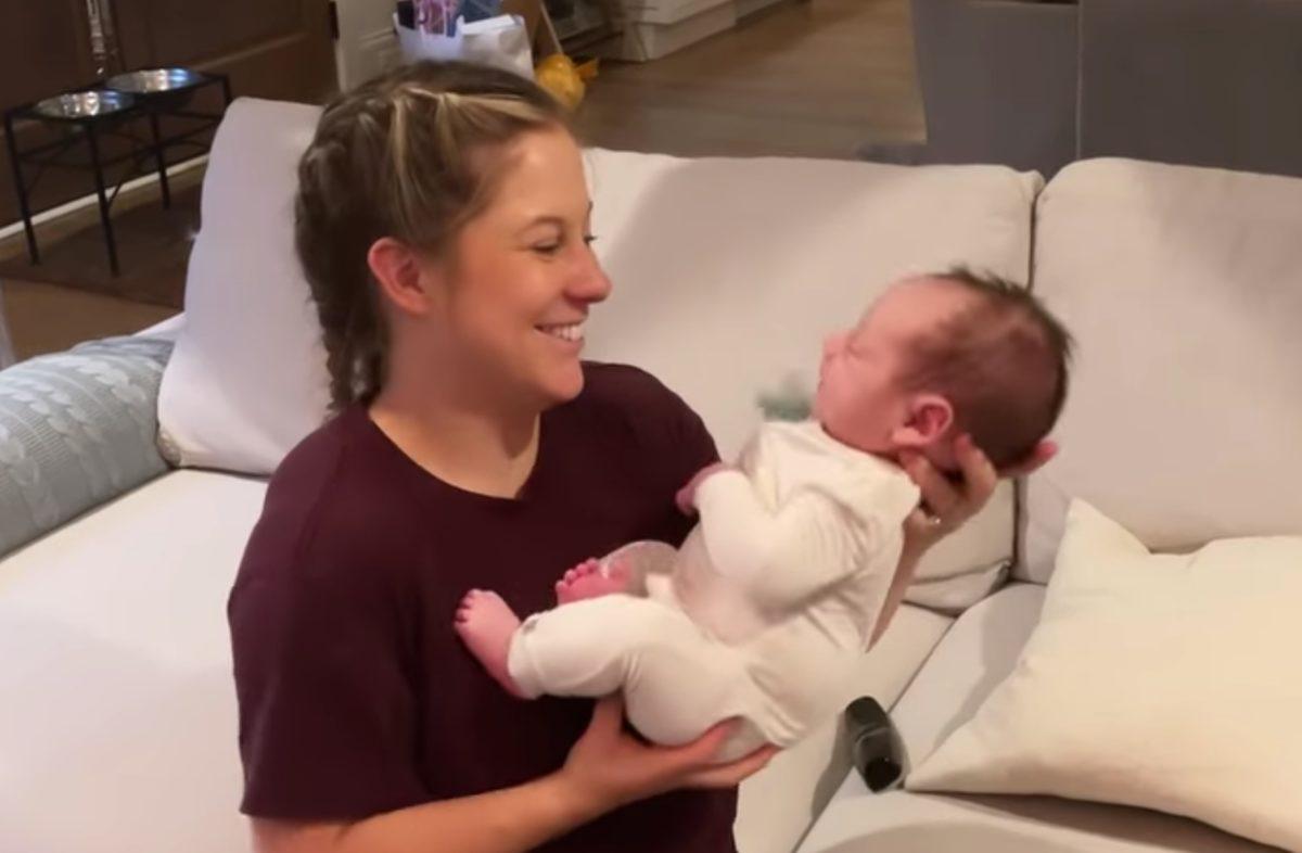 shawn johnson on breastfeeding baby jett: 'it's hard!'