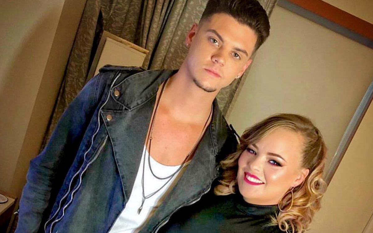 teen mom's catelynn lowell and tyler baltierra bring their fourth baby girl into the world