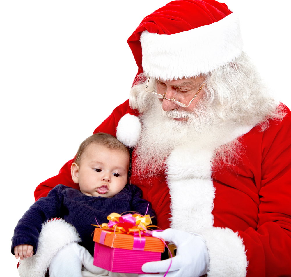 20 ideas for your baby's first christmas
