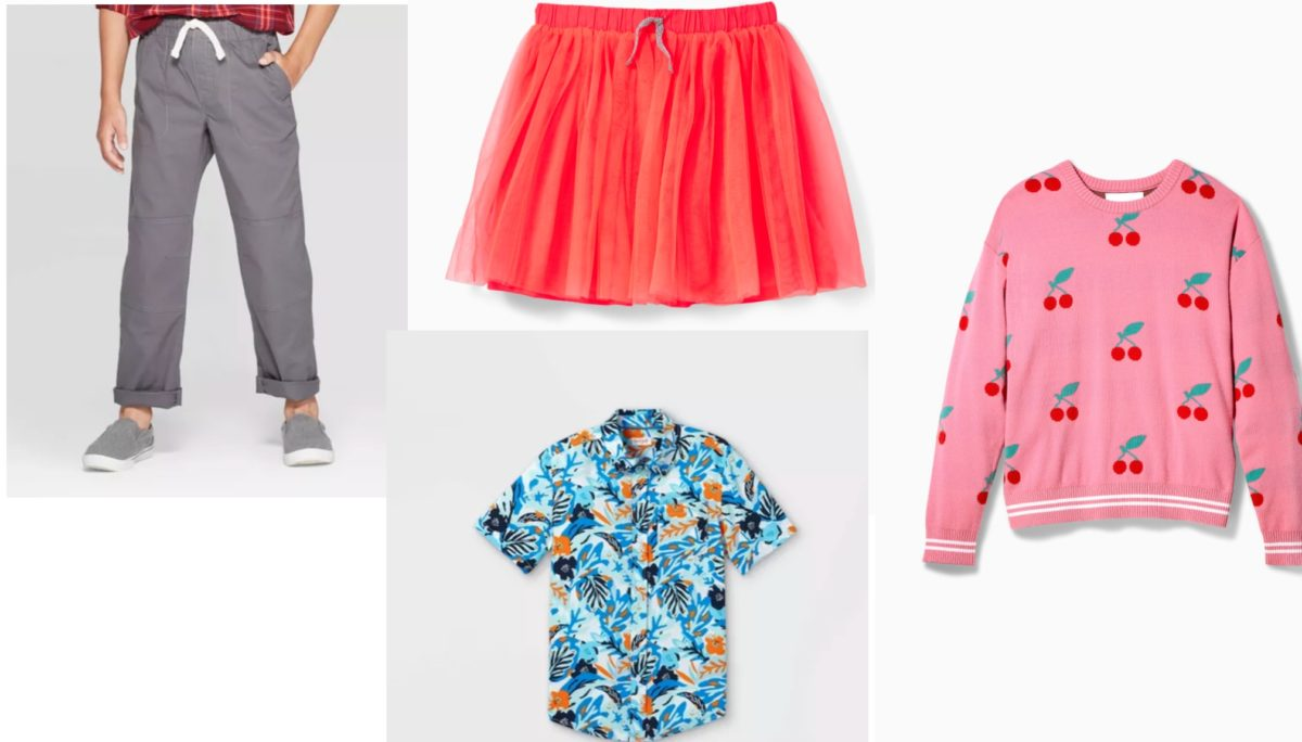 stylish, affordable back-to-school outfits your kiddo will love