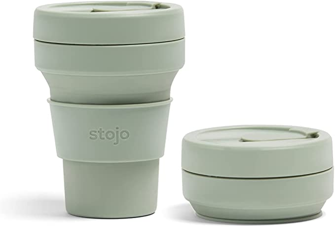 4 collapsible, reusable traveling cups that people are raving over