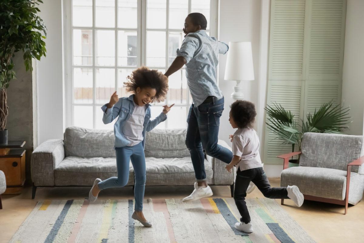 family dance song