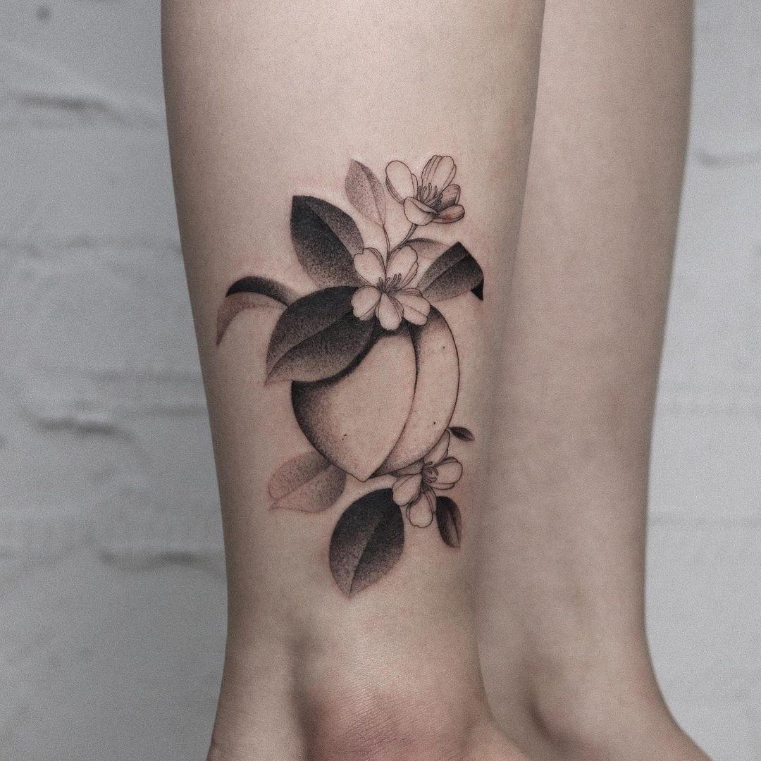 30 fruit tattoo