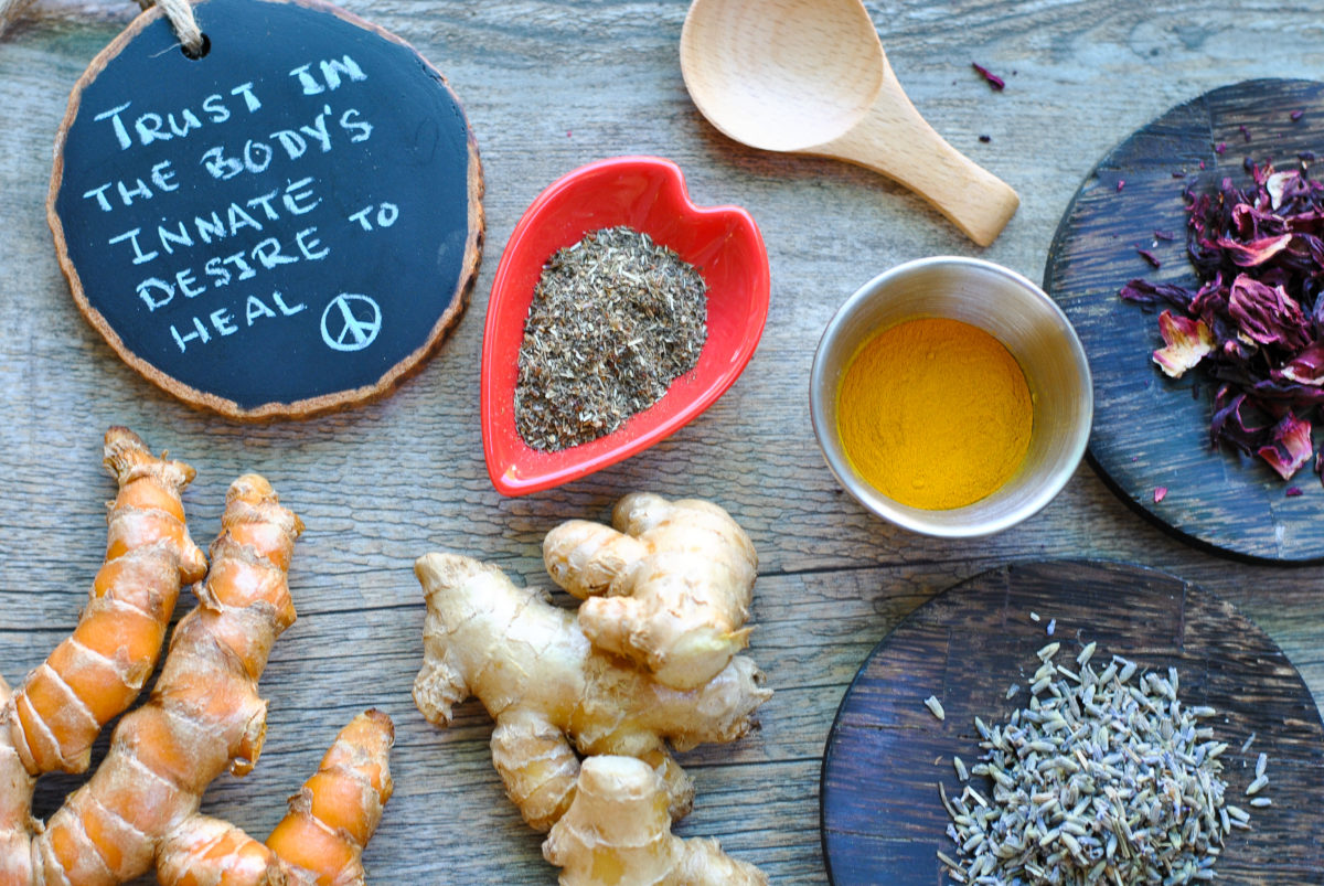 holistic health herbal