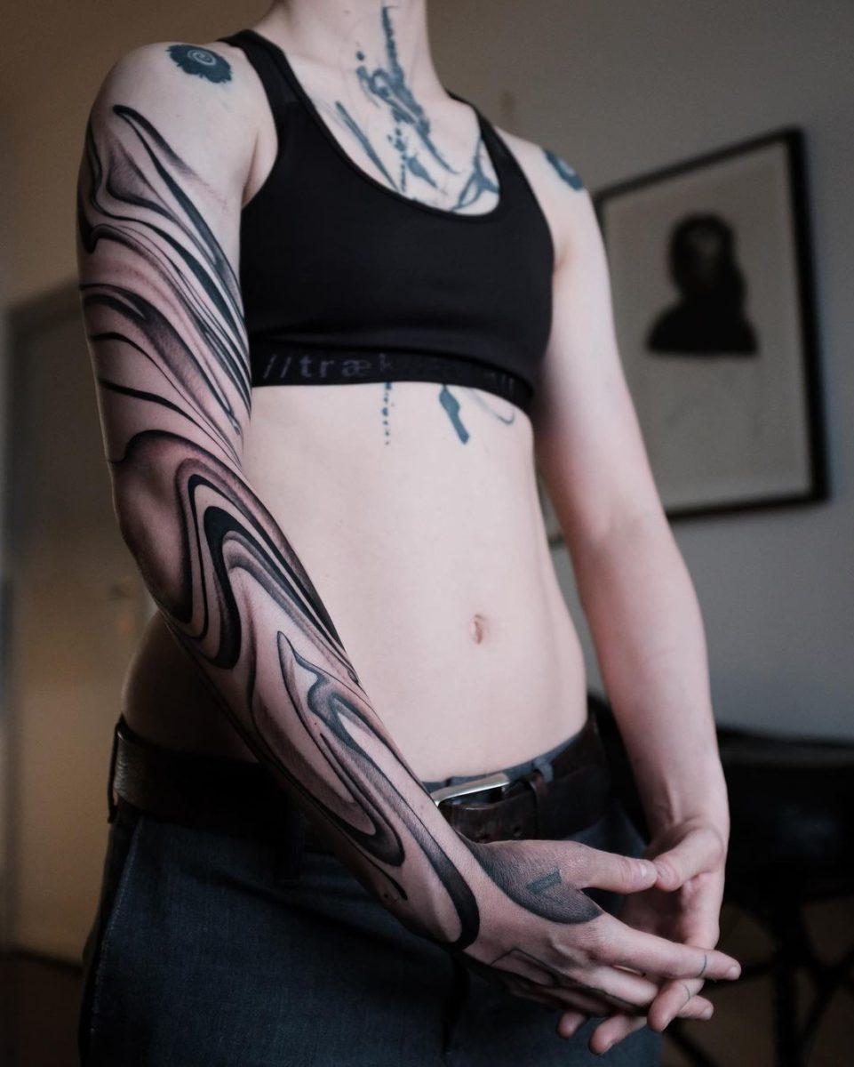 33 liquid tattoos