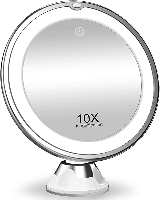 whether you love makeup or you hate makeup, you're going to want one of these makeup mirrors