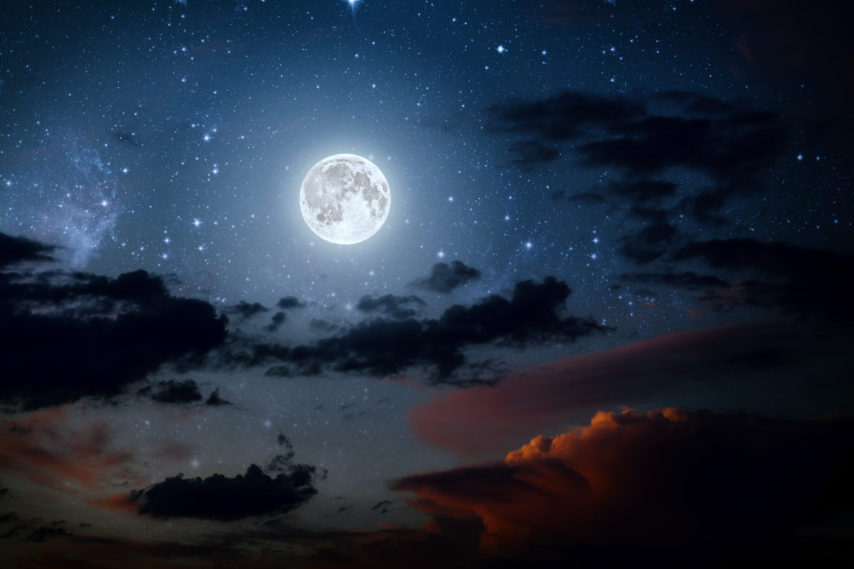 moon lunar cycle