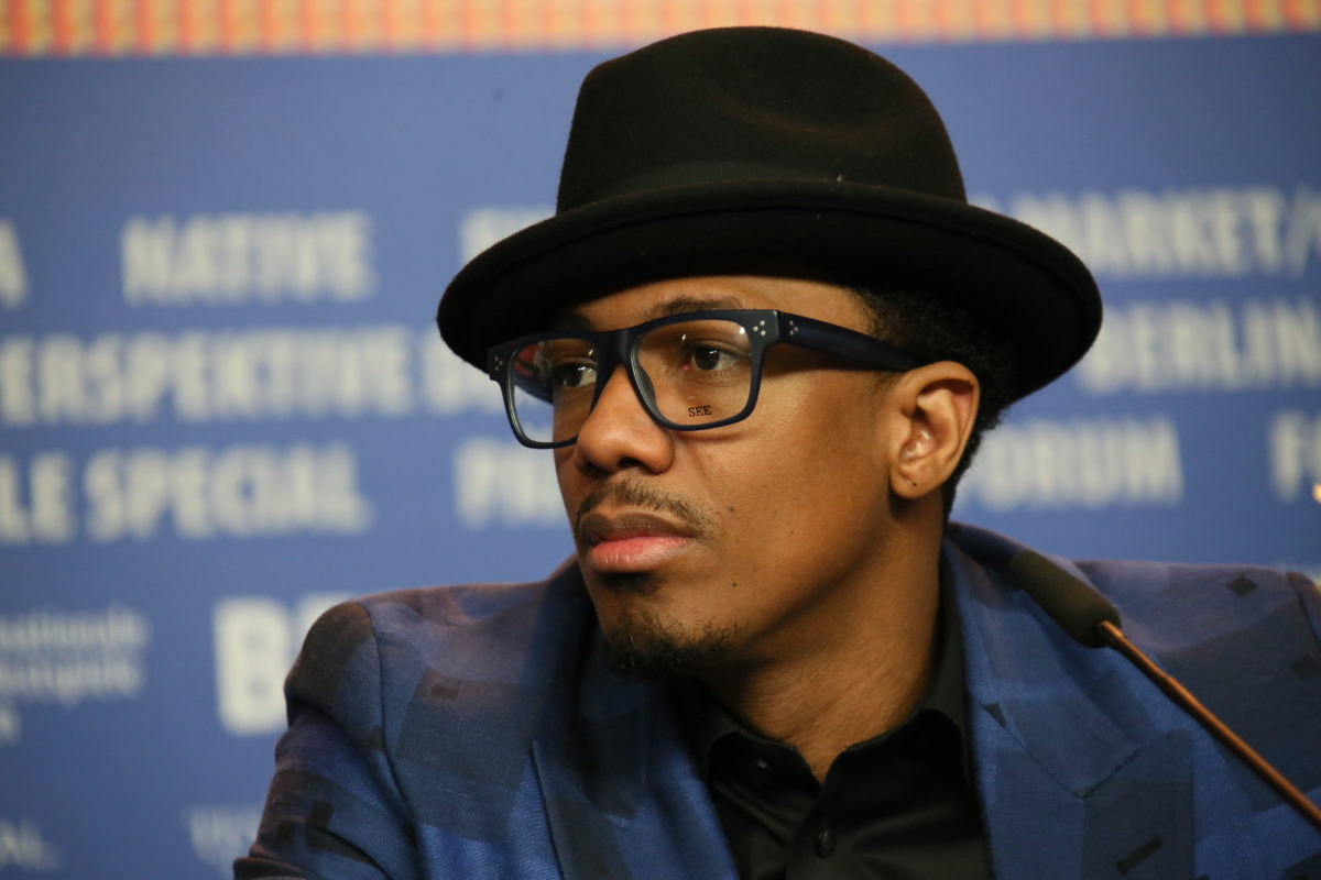 nick cannon says he's not walking around saying 'who am i gonna impregnate next' when talking about the way he's growing his family