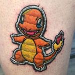 25 Patch Tattoo Ideas That Highlight the Embroidery Tattoo Trend