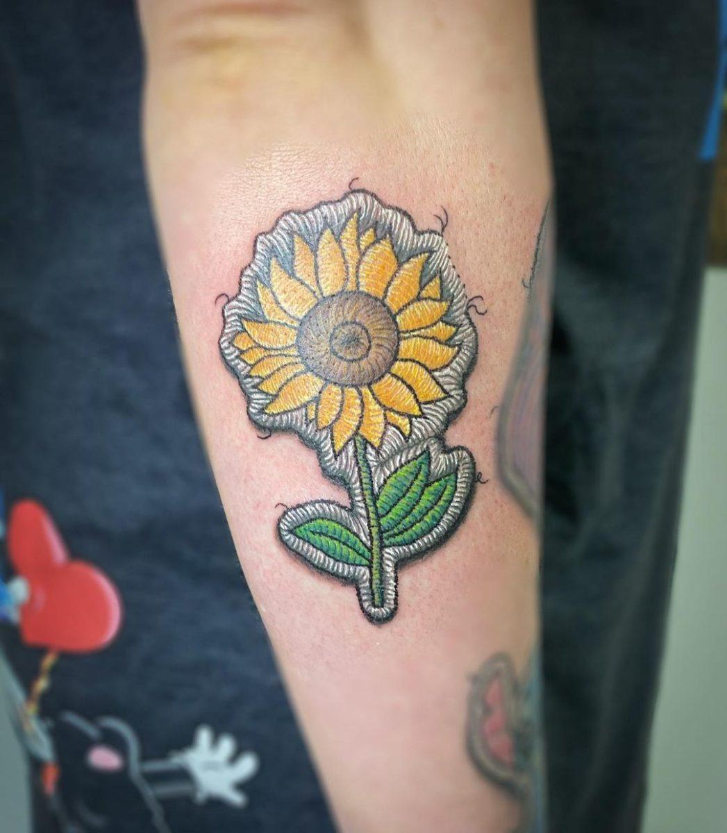 25 patch tattoo ideas