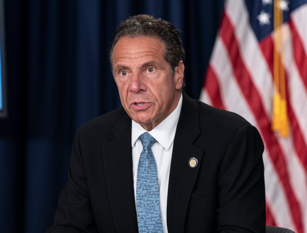 new york governor andrew cuomo resigns following investigation that found he created a 'hostile work environment'