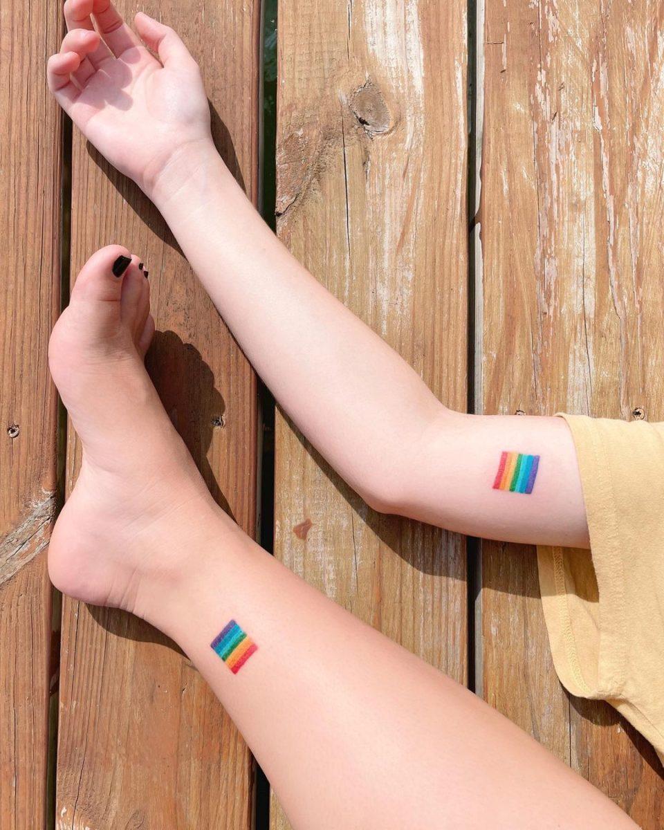 30 best sister tattoos