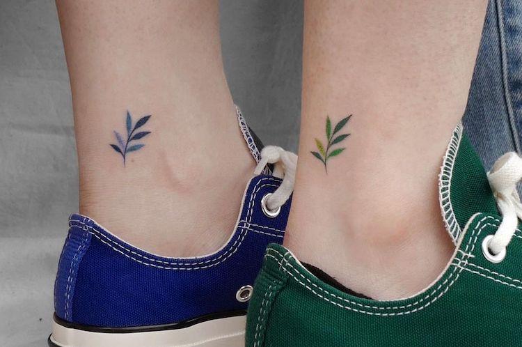 30 sister tattoos