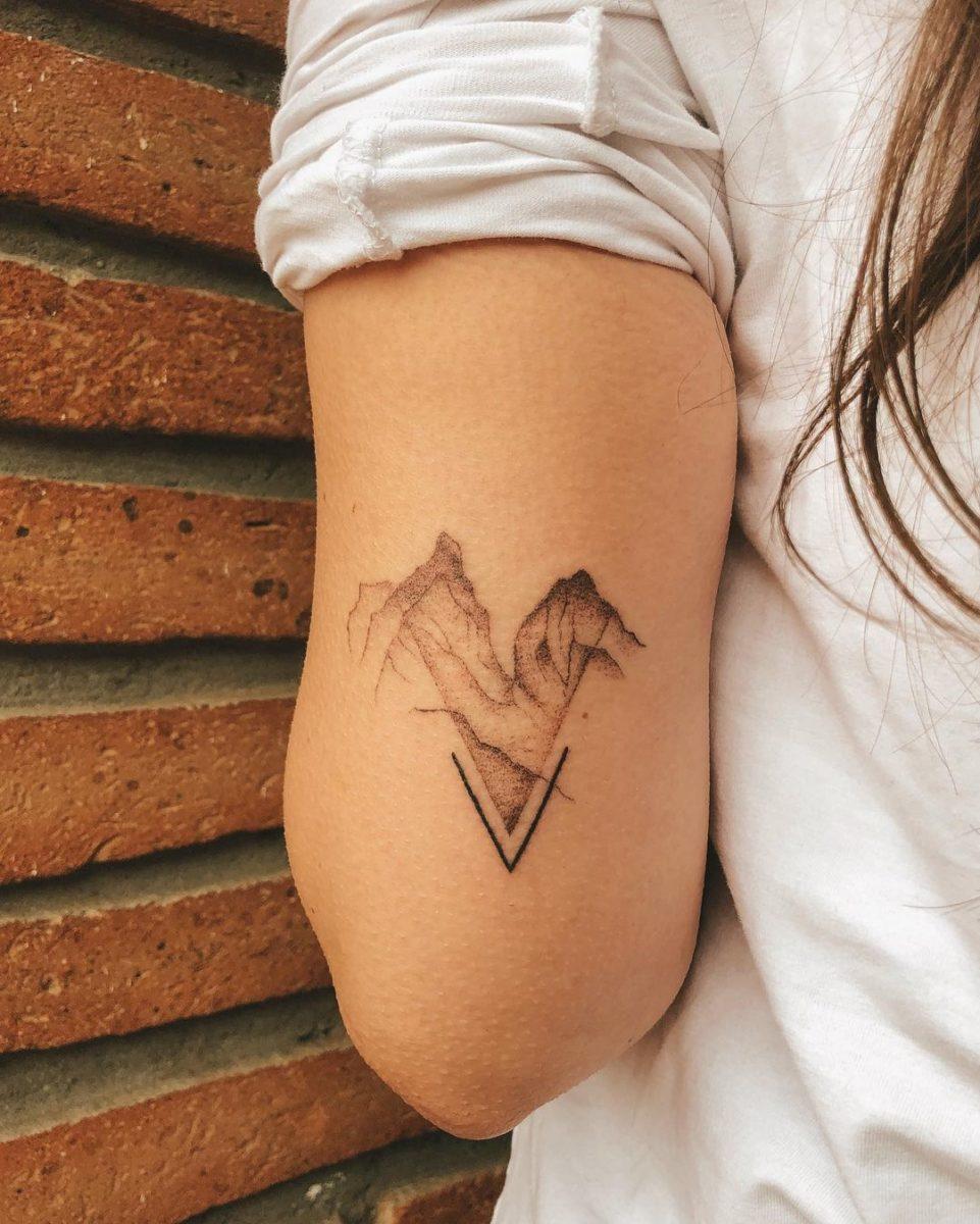 34 stick and poke tattoo ideas