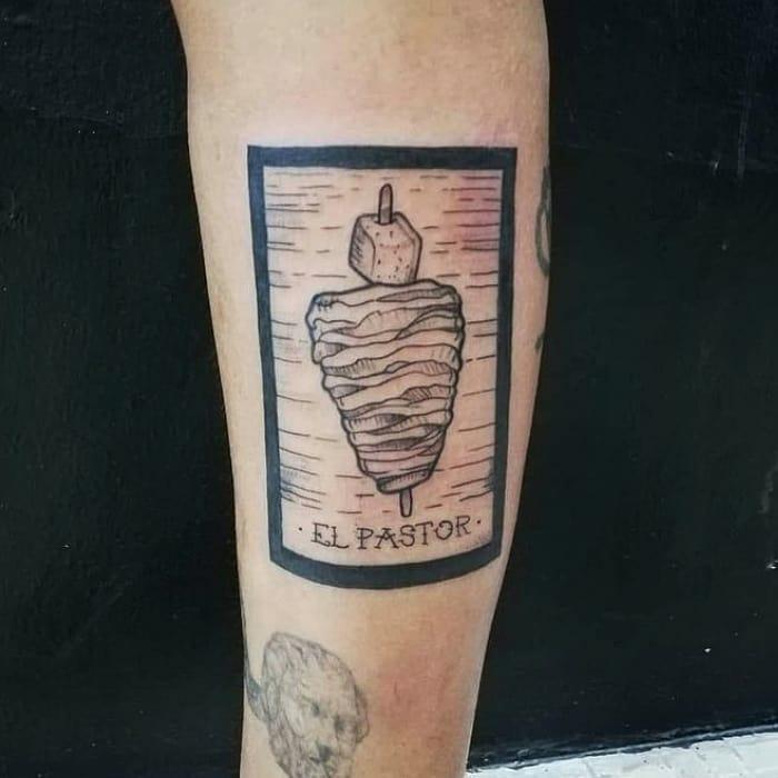 33 taco tattoo