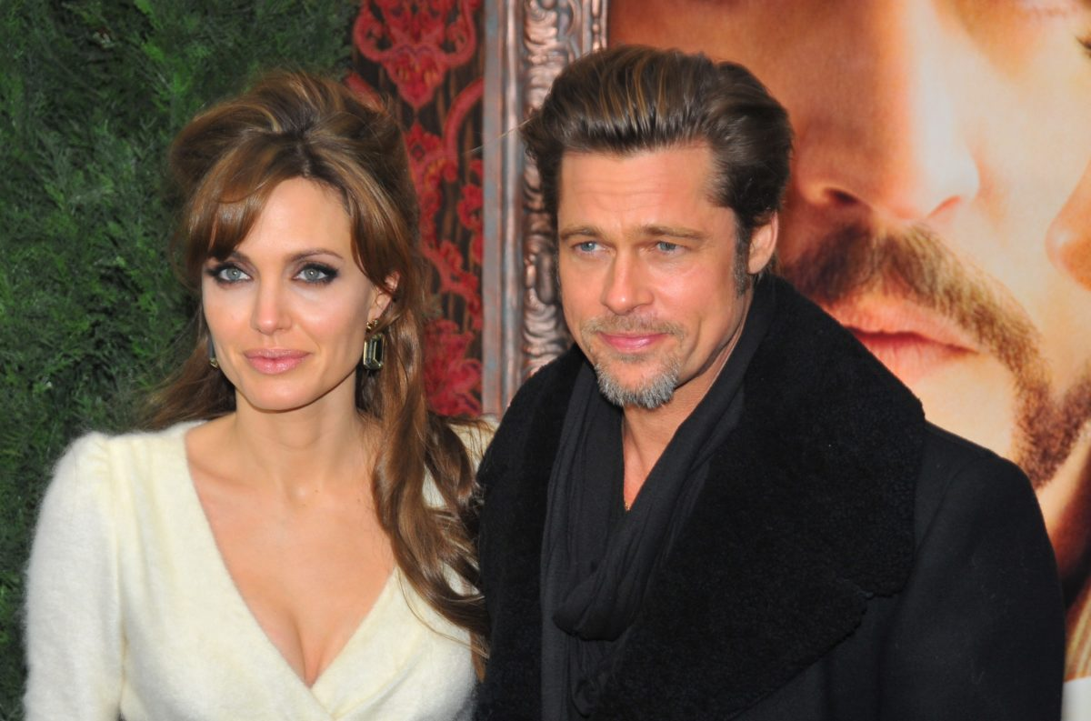 angelina jolie admits she was terrified for her children's safety while married to brad pitt