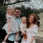Audrey Roloff Sends Off Daughter Ember Jean To Her First Day Of Preschool