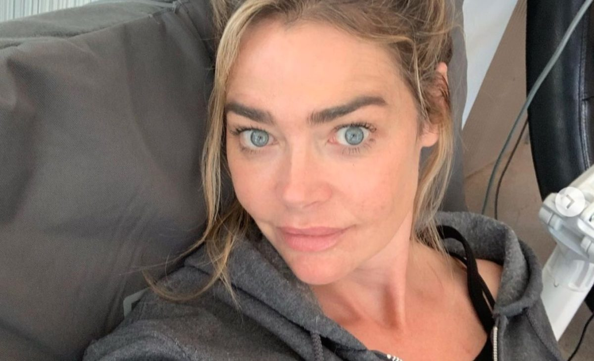 denise richards response to daughter calling her household 'abusive'