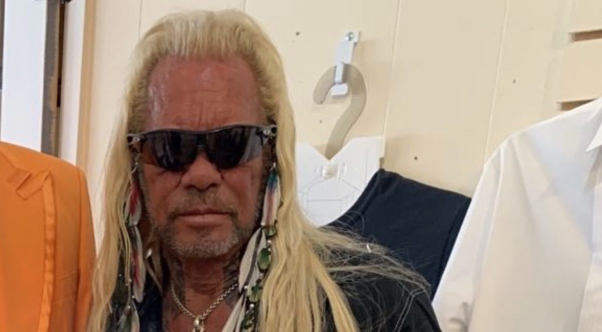 duane 'dog the bounty hunter' chapman joins the hunt for gabby petito's fiancé brian laundrie   believe it or not, duane 'dog the bounty hunter' chapman holds a personal attachment to the gabby petito case. now he's joined the hunt for brian laundrie.